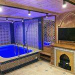 Алексеевские бани в Академе